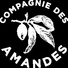 Compagnie des Amandes, logo du slider