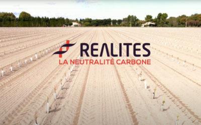 L'engagement de REALITES, entreprise à mission, en faveur du climat.