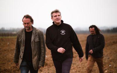 Arnaud Montebourg inaugure notre première plantation audoise